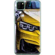 Силиконовый чехол BoxFace Huawei Y5p Bmw M3 on Road (40022-up2439)