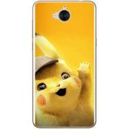 Силиконовый чехол BoxFace Huawei Y5 2017 Pikachu (30871-up2440)
