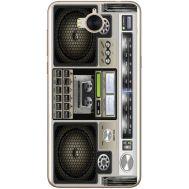 Силиконовый чехол BoxFace Huawei Y5 2017 Old Boombox (30871-up2446)