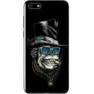 Силиконовый чехол BoxFace Huawei Y5 2018 Rich Monkey (33370-up2438)