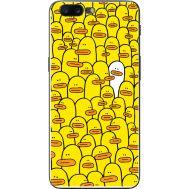 Силиконовый чехол BoxFace OnePlus 5 Yellow Ducklings (33857-up2428)