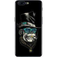 Силиконовый чехол BoxFace OnePlus 5 Rich Monkey (33857-up2438)