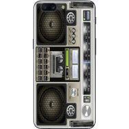 Силиконовый чехол BoxFace OnePlus 5 Old Boombox (33857-up2446)