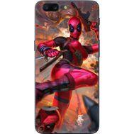 Силиконовый чехол BoxFace OnePlus 5 Woman Deadpool (33857-up2453)