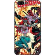 Силиконовый чехол BoxFace OnePlus 5 Deadpool and Mary Jane (33857-up2454)