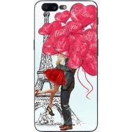 Силиконовый чехол BoxFace OnePlus 5 Love in Paris (33857-up2460)