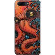 Силиконовый чехол BoxFace OnePlus 5T Octopus (33858-up2429)