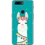 Силиконовый чехол BoxFace OnePlus 5T Cold Llama (33858-up2435)