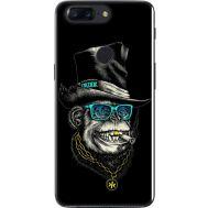Силиконовый чехол BoxFace OnePlus 5T Rich Monkey (33858-up2438)