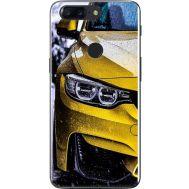 Силиконовый чехол BoxFace OnePlus 5T Bmw M3 on Road (33858-up2439)