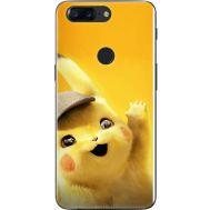 Силиконовый чехол BoxFace OnePlus 5T Pikachu (33858-up2440)