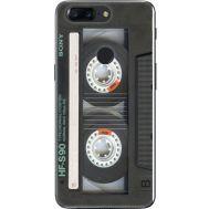 Силиконовый чехол BoxFace OnePlus 5T Старая касета (33858-up2445)