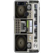 Силиконовый чехол BoxFace OnePlus 5T Old Boombox (33858-up2446)