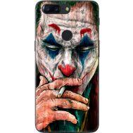 Силиконовый чехол BoxFace OnePlus 5T Джокер (33858-up2448)
