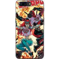 Силиконовый чехол BoxFace OnePlus 5T Deadpool and Mary Jane (33858-up2454)