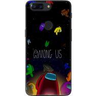 Силиконовый чехол BoxFace OnePlus 5T Among Us (33858-up2456)