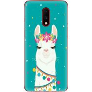 Силиконовый чехол BoxFace OnePlus 7 Cold Llama (37256-up2435)