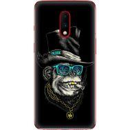 Силиконовый чехол BoxFace OnePlus 7 Rich Monkey (37256-up2438)