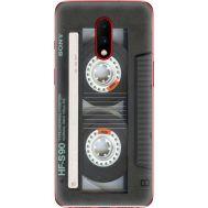 Силиконовый чехол BoxFace OnePlus 7 Старая касета (37256-up2445)