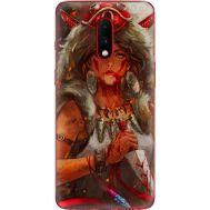 Силиконовый чехол BoxFace OnePlus 7 Принцесса Мононоке (37256-up2451)