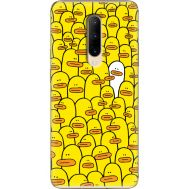 Силиконовый чехол BoxFace OnePlus 7 Pro Yellow Ducklings (37257-up2428)