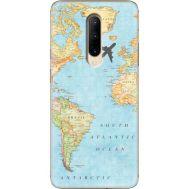 Силиконовый чехол BoxFace OnePlus 7 Pro Карта (37257-up2434)