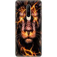 Силиконовый чехол BoxFace OnePlus 7 Pro Fire Lion (37257-up2437)