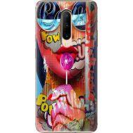 Силиконовый чехол BoxFace OnePlus 7 Pro Colorful Girl (37257-up2443)