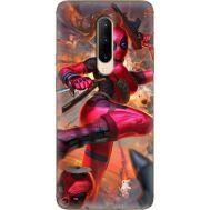 Силиконовый чехол BoxFace OnePlus 7 Pro Woman Deadpool (37257-up2453)