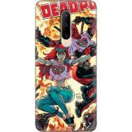 Силиконовый чехол BoxFace OnePlus 7 Pro Deadpool and Mary Jane (37257-up2454)