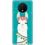Силиконовый чехол BoxFace OnePlus 7T Cold Llama (38481-up2435)