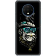 Силиконовый чехол BoxFace OnePlus 7T Rich Monkey (38481-up2438)
