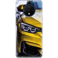 Силиконовый чехол BoxFace OnePlus 7T Bmw M3 on Road (38481-up2439)