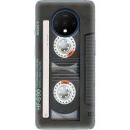 Силиконовый чехол BoxFace OnePlus 7T Старая касета (38481-up2445)
