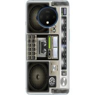 Силиконовый чехол BoxFace OnePlus 7T Old Boombox (38481-up2446)