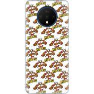 Силиконовый чехол BoxFace OnePlus 7T Pringles Princess (38481-up2450)