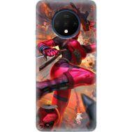 Силиконовый чехол BoxFace OnePlus 7T Woman Deadpool (38481-up2453)