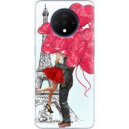 Силиконовый чехол BoxFace OnePlus 7T Love in Paris (38481-up2460)