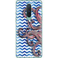 Силиконовый чехол BoxFace OnePlus 8 Sea Tentacles (39989-up2430)