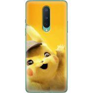 Силиконовый чехол BoxFace OnePlus 8 Pikachu (39989-up2440)
