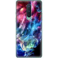 Силиконовый чехол BoxFace OnePlus 8 Northern Lights (39989-up2441)