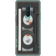 Силиконовый чехол BoxFace OnePlus 8 Старая касета (39989-up2445)