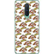 Силиконовый чехол BoxFace OnePlus 8 Pringles Princess (39989-up2450)