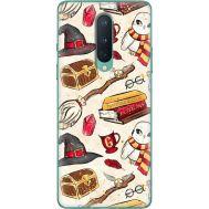 Силиконовый чехол BoxFace OnePlus 8 Magic Items (39989-up2455)