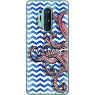 Силиконовый чехол BoxFace OnePlus 8 Pro Sea Tentacles (39994-up2430)