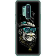 Силиконовый чехол BoxFace OnePlus 8 Pro Rich Monkey (39994-up2438)