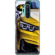 Силиконовый чехол BoxFace OnePlus 8 Pro Bmw M3 on Road (39994-up2439)
