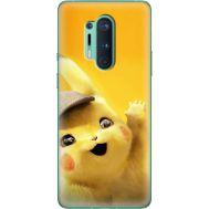 Силиконовый чехол BoxFace OnePlus 8 Pro Pikachu (39994-up2440)