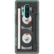 Силиконовый чехол BoxFace OnePlus 8 Pro Старая касета (39994-up2445)