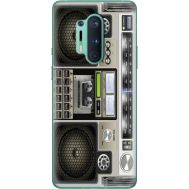 Силиконовый чехол BoxFace OnePlus 8 Pro Old Boombox (39994-up2446)